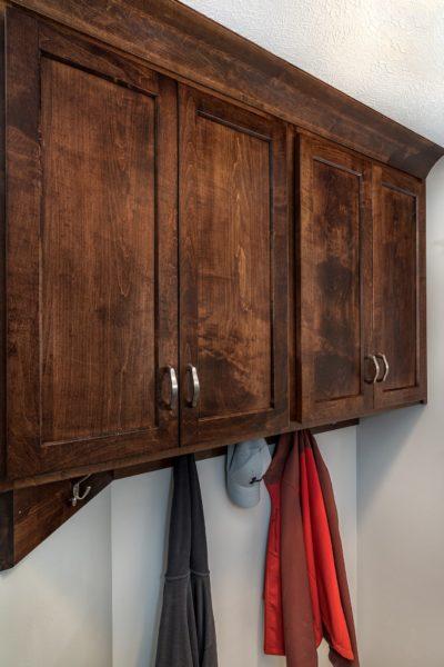 4-Door Wall Mount Cabinet